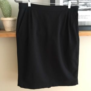 J. Crew Pencil Skirt, Size 10